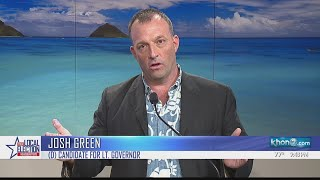 Hawaii Debate: Easing Hawaii's high cost of living