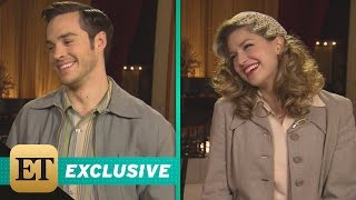 Chris Wood, EXCLUSIVE: 'Supergirl' Melissa Benoist & Chris Wood Can't Stop Blushing Over Karamel's Relationsh…