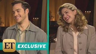 Chris Wood, EXCLUSIVE: 'Supergirl' Melissa Benoist & Chris Wood Can't Stop Blushing Over Karamel's Relationsh…