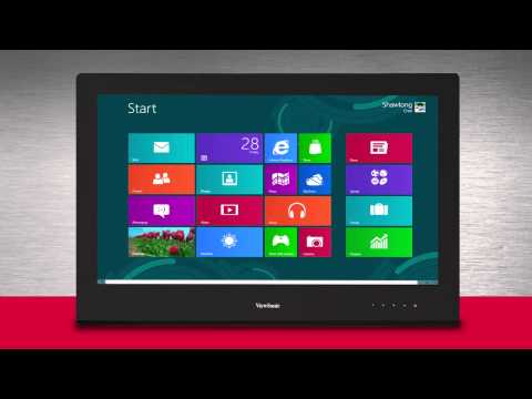 ViewSonic LCD Display TD2340