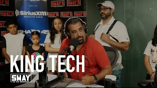 "King Tech on His Come Up With Sway on The Wake Up Show + Sway's Niece Raps ""It Ain't Hard To Tell"""