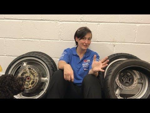 Understanding More About Motorbike Tyres