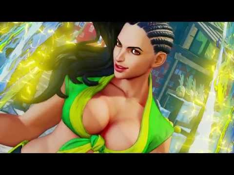 Street Fighter V: Laura Trailer Revealed, Second Beta Coming This Month