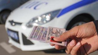 Лишенные прав водители продолжают выезжать в город