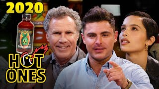 The Best Da Bomb Reactions of 2020 | Hot Ones