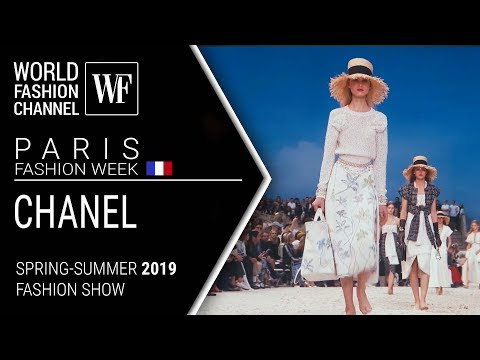 Channel Spring Summer 2019Chann Fashion Show