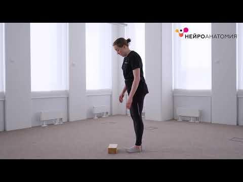 Растяжение голеностопа — Упражнения