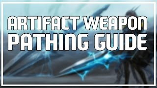 OUTLAW ROGUE ARTIFACT WEAPON PATHING GUIDE -WoW Legion Beta