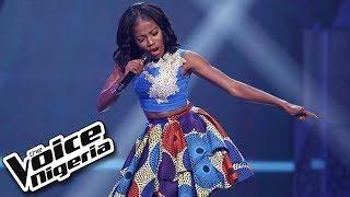 Efezino - 'Rockabye' / Live Show / The Voice Nigeria Season 2