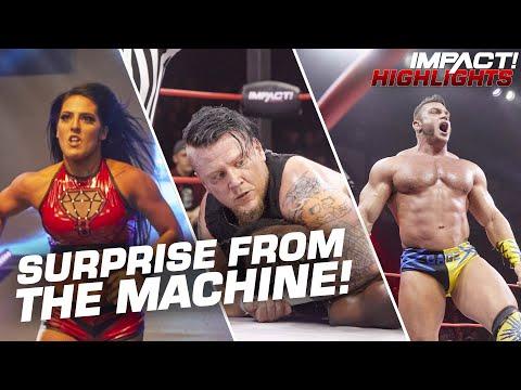 Brian Cage INVADES The Ring against Sami Callihan! | IMPACT! Highlights Nov 12, 2019