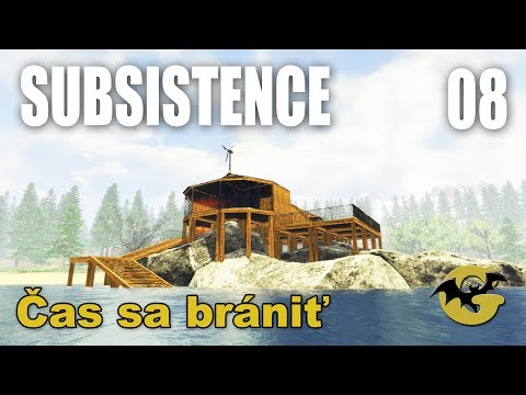 SUBSISTENCE #08 - Tentokrát naopak - SK/CZ