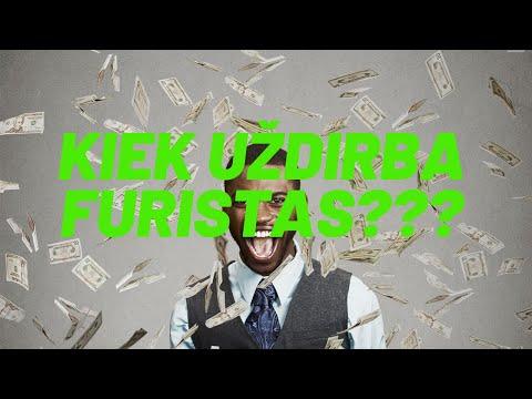 Kaip uždirbti didelius pinigus pagal valiutų kursus