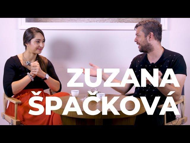 DEEP TALKS Petra Ludwiga: Zuzana Špačková. I AM ZUZ.