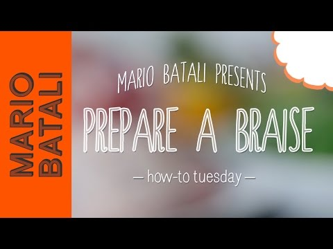 How to Braise Meat, Part 1: Preparing