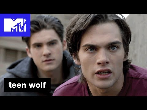 Teen Wolf 6.16 (Clip 'Theo & Liam's Plan')