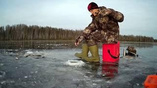 Рыбалка озеро муромское шатура