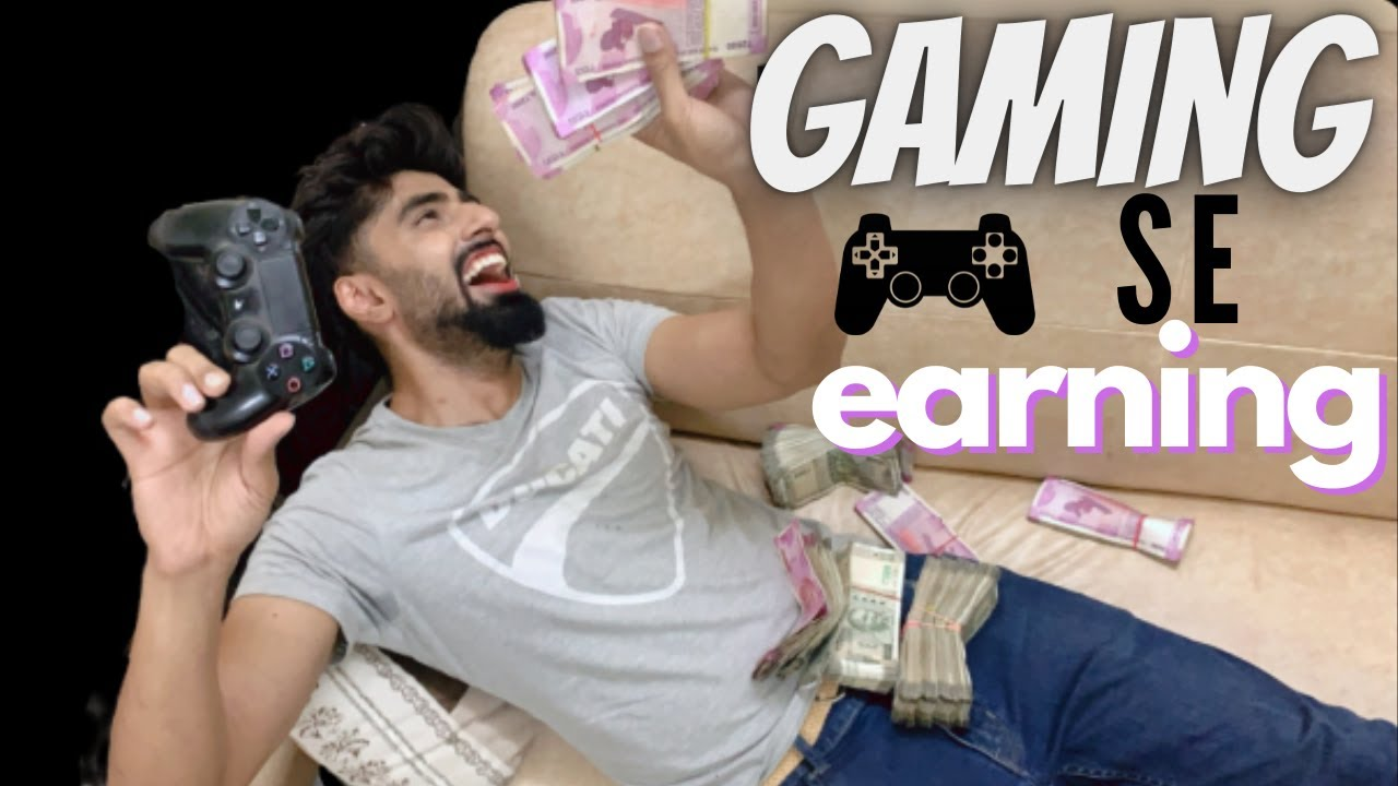 Making Money With Computer Game Leading Basic Video Game Earning Apps in 2021 Mridul Madhok thumbnail