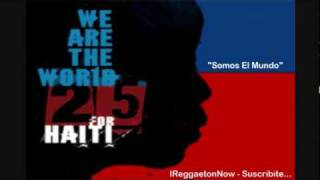 Somos El Mundo (Version En Español) (We Are the World Latin Version 2010) + Letra Lyrics!.flv