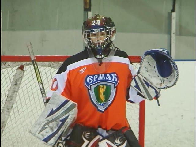 Ермак-2003 готовится к всероссийским соревнованиям по хоккею