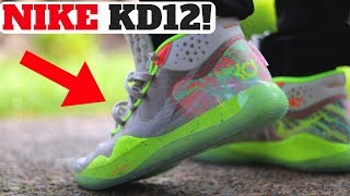 Nike KD12 Review & On Feet! Best KD Shoe So Far!