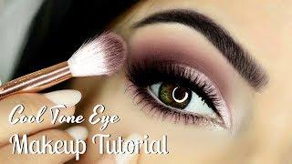 Beginners Eye Makeup Tutorial   Parts Of The Eye   How To Apply Eyeshadow