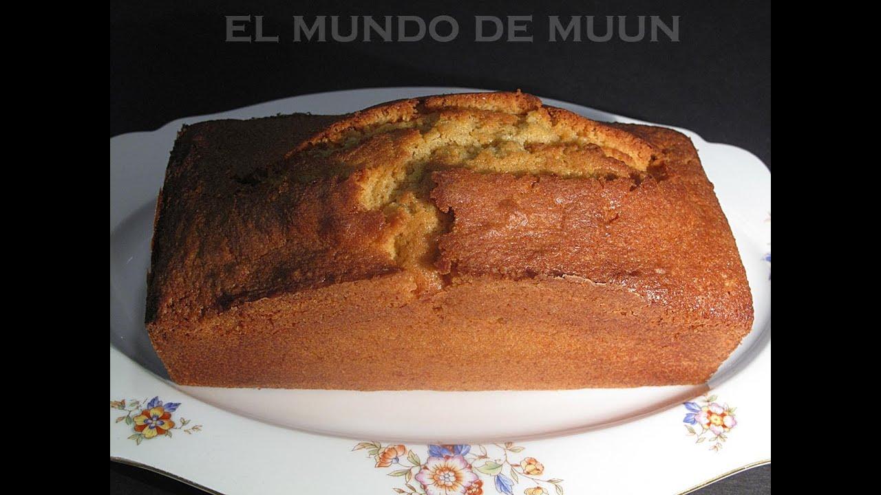 Como hacer Cuatro cuartos perfecto! o pound cake