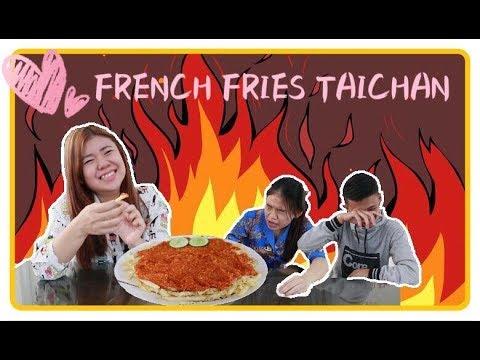 KEKINIAN!!! FRENCH FRIES TAICHAN PEDASNYA BIKIN NYUT-NYUT AN