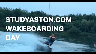 Aston WakeBoarding Day