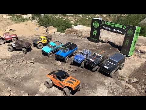 Last Day at Axial Fest 2019