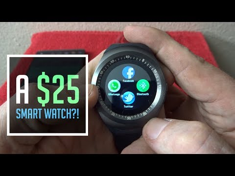 Review: WIM Y1 Smart Watch for Android and iOS