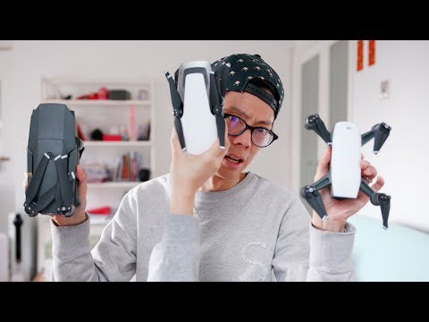 DJI Mavic Air Review – Ultimate Small 4K Drone?