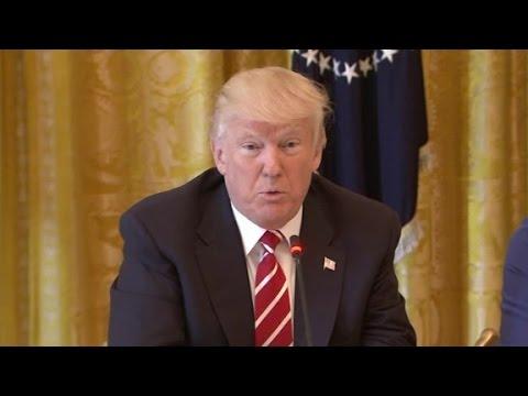 Trump on 'mean' line: Obama stole my term