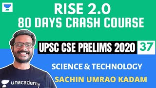L37: Applications of Biotechnology | Science & Technology | Crash Course Prelims 2020