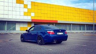 Делаем CHIP TUNING BMW 530D E60  | Замеряем мощность | ЖГЁМ РЕЗИНУ!