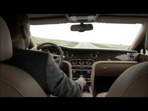 Autorevue: Trailer zum Bentley Mulsanne