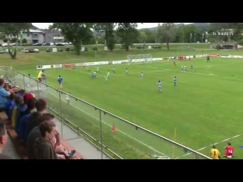 Eroeffnung Sportanlage TSV Meisl Grein 29 06 2014 - Fruehschoppen
