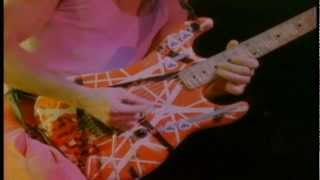 Van Halen Eruption Guitar Solo