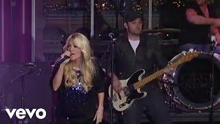 Carrie Underwood - Last Name (Live on Letterman)