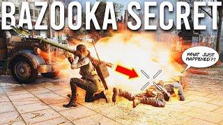 Battlefield 5 Bazooka has an Incredible Secret