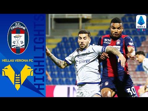 FC Crotone 2-1 FC Hellas Verona