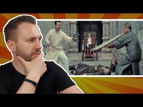 The Final Master Fight Scene - Bart Jam Do | a Wing Chun Sifu's REACTION