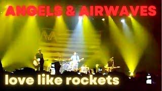 Angels & Airwaves - Love Like Rockets (Live In Jakarta)