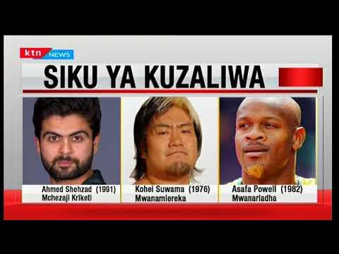 Wanamichezo waliozaliwa siku kama ya leo: 23/11/2017