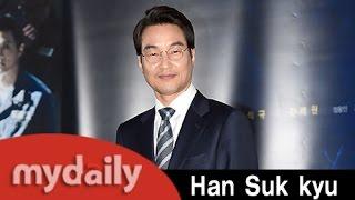 """'프리즌' 한석규(Han Suk kyu) """"익호役, 쉽지 않은 인물이었다"""" [MD동영상]"""