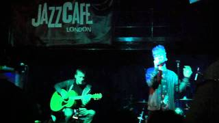 Daley - Like a Virgin (Cover) Live @ Jazz Cafe