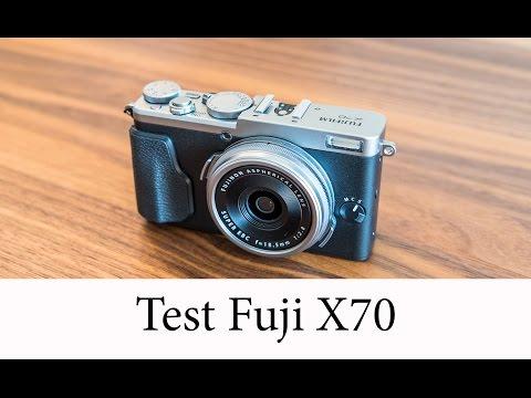 Test Fuji X70 Edel Kompakt-Kamera mit APS-C Sensor