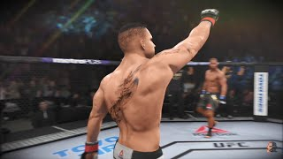 Yuri Boyka Vs George Chambers | EA Sports UFC 3