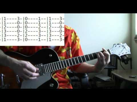 guitar lessons online Cyndi Lauper time after time tab