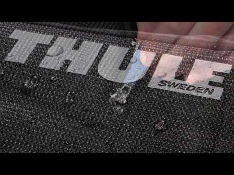 Thule Crossover TCBP-417 DayPack sport hátizsák, fekete