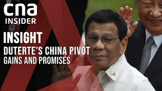 Will Duterte's Pro-China Policies Pay Off For Philippines?   Insight   Full Episode